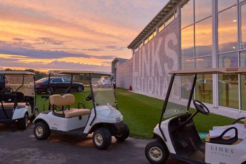 Закрытие гольф-сезона Links National
