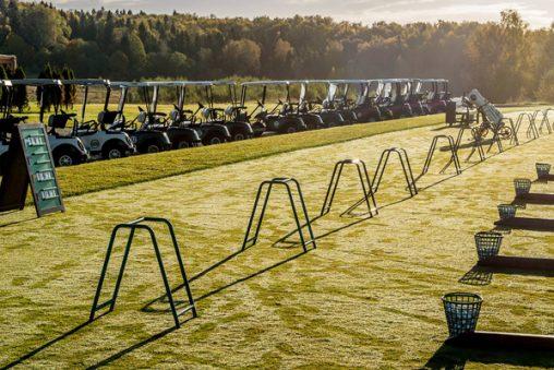 Закрытие гольф-сезона Forest Hills